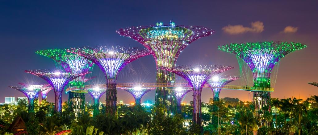 Singapur Ausflüge die von Touristen gerne gemacht werden