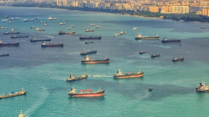 singapore-cargo-ships