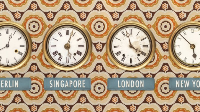 singapore-time-zone