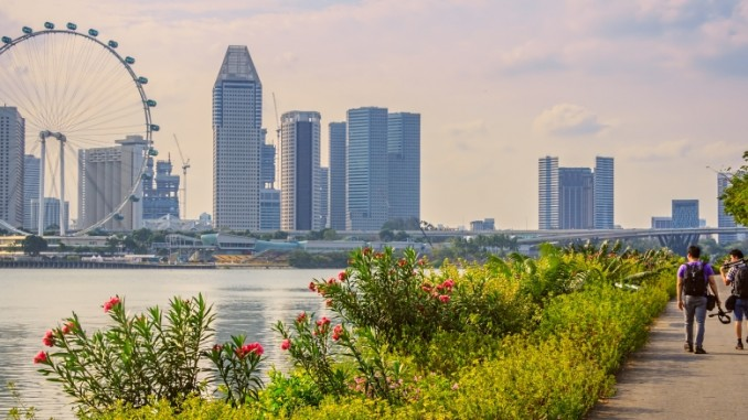 singapur-klima