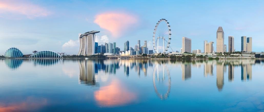singapur-skyline