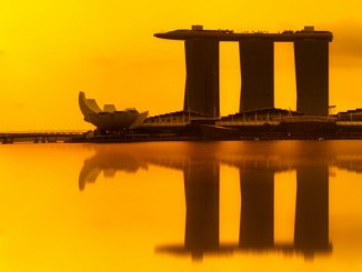 singapur-sonnenuntergang