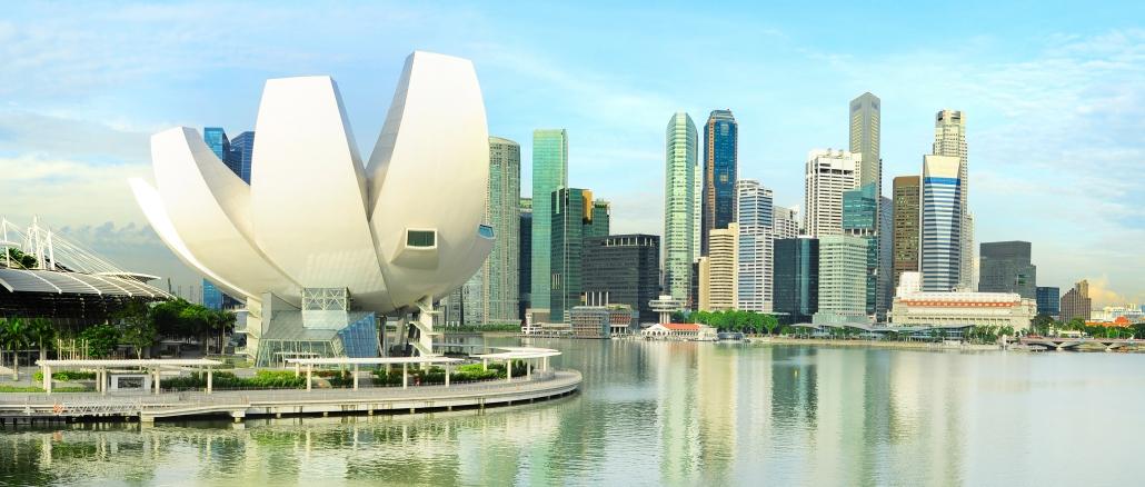 Uhrzeit Singapur
