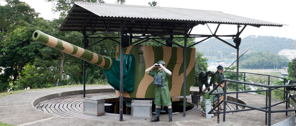 how to go to fort siloso sentosa