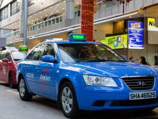taxi-in-singapur
