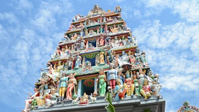 sri-mariamman-tempel-singapur